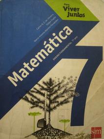 Livro Pra Viver Juntos - Matematica 7 Ano