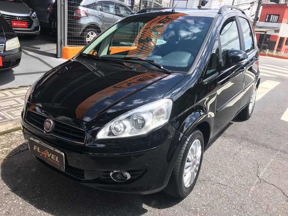 Fiat Idea 1.4 Attractive Flex 5p 2013