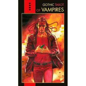 Gothic Tarot Of Vampires - Novo Com Lacre Original
