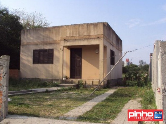 Casa De 02 Dormitórios, Para Venda Direta Caixa, Bairro Sanga Da Areia, Araranguá, Sc - Ca00257