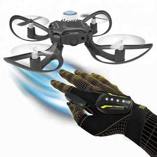 Dron Drone Profesional Volcano Control Movimiento Mano