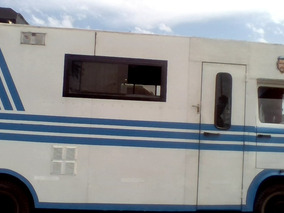 Vendo Motorhome Rastrojero Frontal Mod 73,,diesel Indenor 4