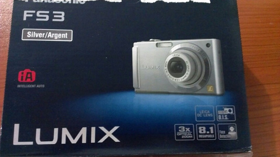 Camara Digital Panasonic Fs3