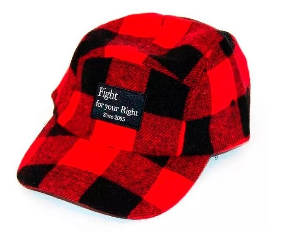 Gorra Fight For Your Right 5 Panels Original Snapback