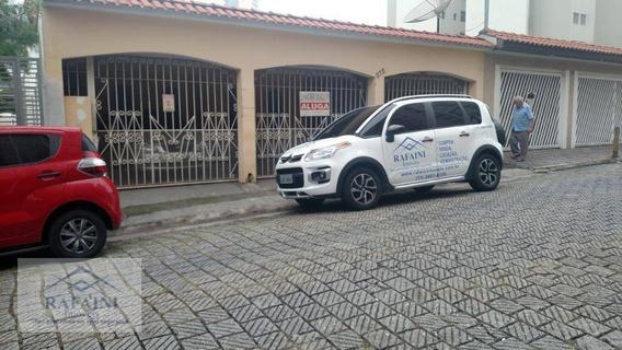 Casa Térrea Comercial. Amplo Espaço Para Clinica Ou Escola - Ca0089