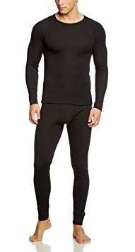 Conjunto Térmico P/ O Frio Masculino Calça E Blusa Flanelada