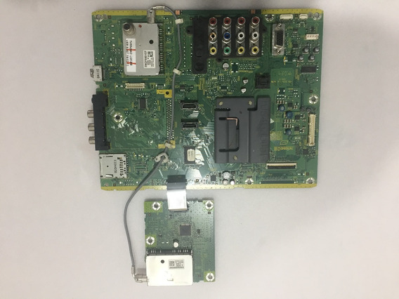Placa Principal Panasonic Tc-l32c20b Tnph0849 E Tnpa5268