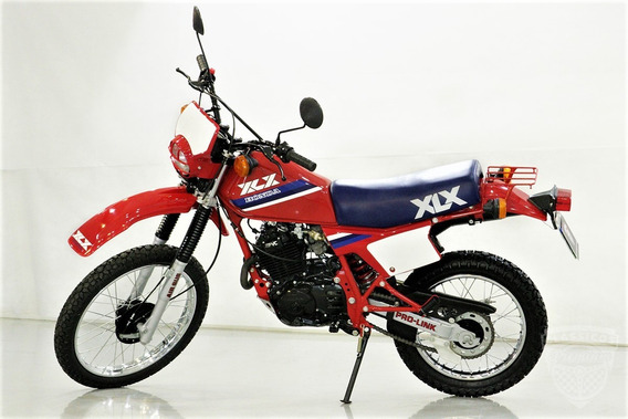 Honda Xlx 250 R - 1986 86 - 24.800 Km - Original