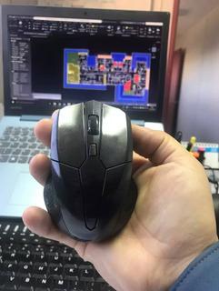 Mouse Inalambrico Optico
