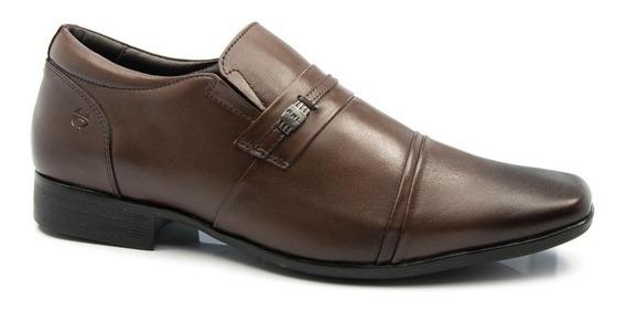 Zapato Genebra Loafer 520 Tamaño Grande Cuero Ferricelli.
