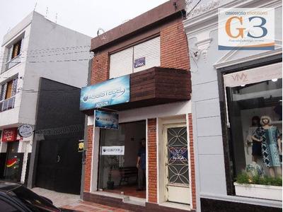 Loja Comercial Para Locação, Centro, Pelotas. - Lo0103