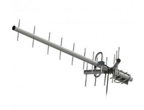 Antena Pro Eletronic Dual Band 14dbi 800/900 Mhz Queima!