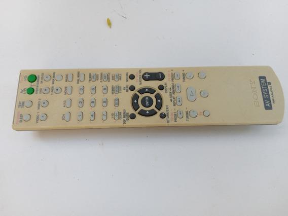 I99 Controle Remoto Rm-aau013 Original Do Receiver Str-k1600