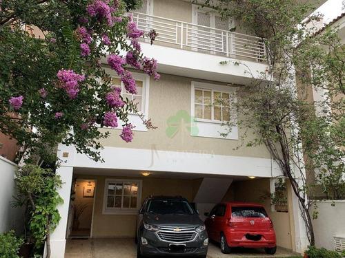 Casa Com 3 Dormitórios À Venda, 336 M² Por R$ 1.450.000,00 - Vila São Francisco - São Paulo/sp - Ca0274