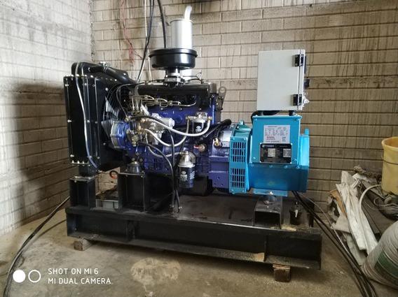 Planta Diesel De 15 Kva Marca Yangdong