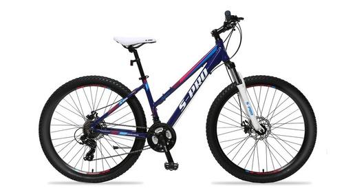 Bicicleta Dama Mtb S-pro Aspen R27,5 Aluminio - Albanes