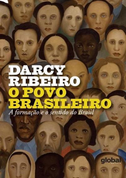 O Povo Brasileiro - A Formacao E O Sentido Do Brasil - 3 ª