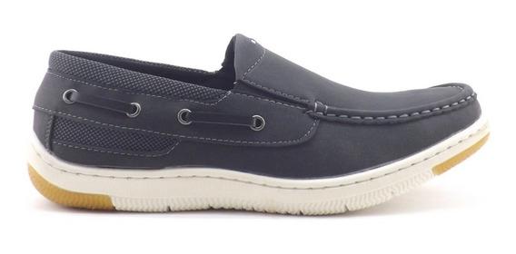 Zapatos Massimo Chiesa Hombre Nautico Mocasin Promocion