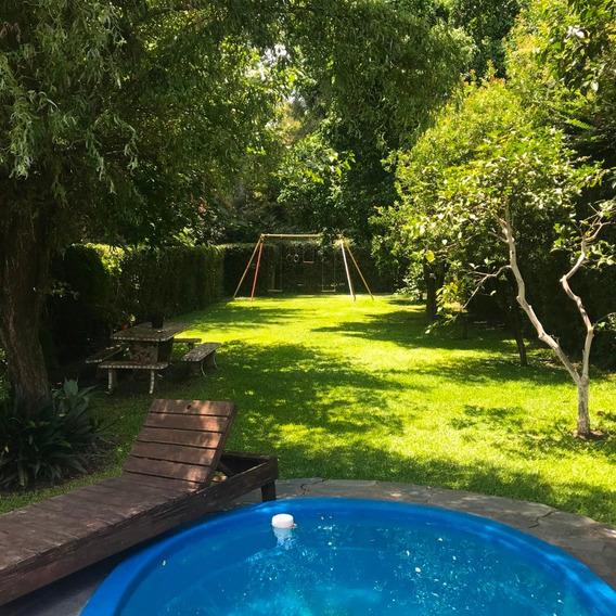 Casa Quinta Alquiler 3 4 Ambientes Pileta Don Torcuato