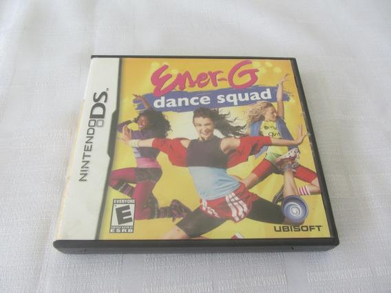 Jogo Nintendo Ds - Ener-g Dance Squad
