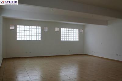 Sala Comercial Com 2 Banheiros E Uma Copa, Relógios Sabesp E Eletropaulo Individuais - Mr56845