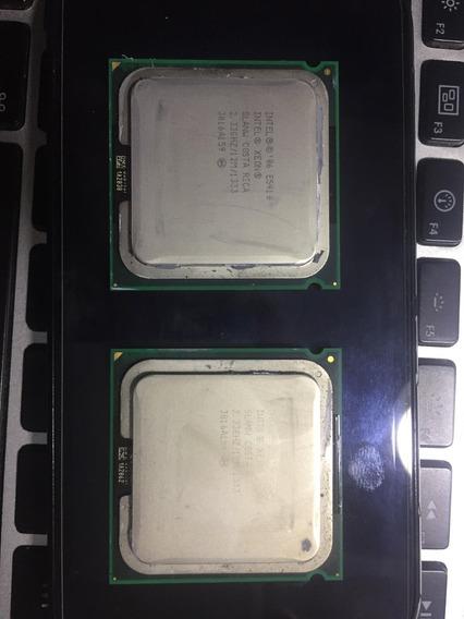 Par De Processador Intel Xeon E5410 Quad-core 2.33ghz 12mb