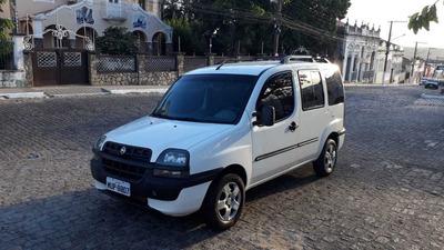 Fiat Doblo Ex 1.3 5p Cor Branca