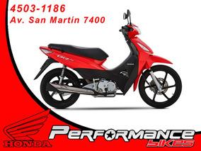 Honda Biz 125cc 0km Año 2017 Performance Bikes