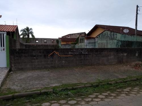 Imagem 1 de 4 de Terreno A Venda No Bairro Cibratel Ll Em Itanhaém - Sp.  - Wtg337-1