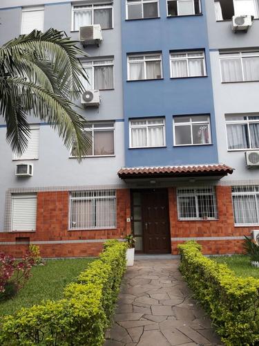 Imagem 1 de 14 de Ótimo Apartamento De 2 Dormitórios Semi Mobiliado