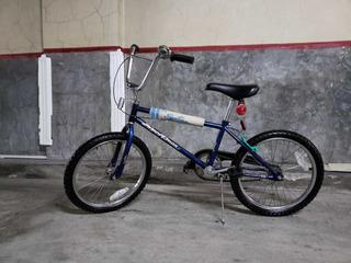 Bicicleta Azul Rodado 22