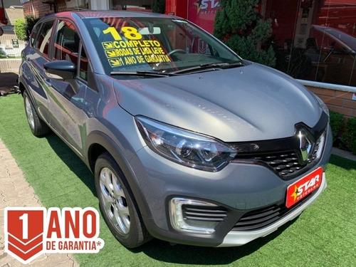 Renault Captur Zen 1.6 Flex Manual Starveiculos