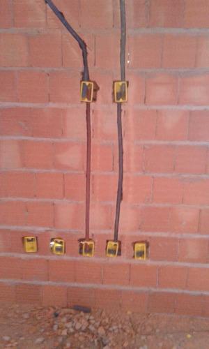 Colocação De Eletroduto