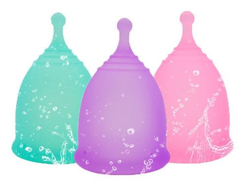 Copa Menstrual Sport + Vaso Esterilizador | Certificado Fda