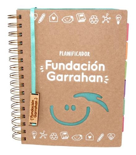 Eco Planificador Agenda Perpetua - Fundación Garrahan