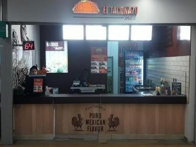 Restaurante El Taconazo . Una Franquicia Con Mucho Sabor !!