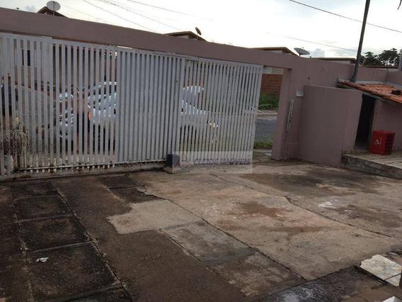 Casa Com 2 Dormitórios À Venda, 115 M² Por R$ 160.000 - Residencial Aricá - Cuiabá/mt - Ca1198