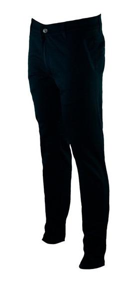 Pantalón Chupin - Gabardina Elastizada