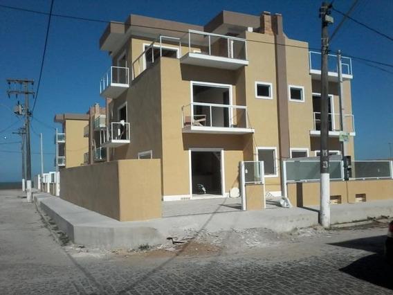 Apartamento Para Venda Em São Pedro Da Aldeia, Barra De São João, 3 Dormitórios, 3 Suítes, 1 Banheiro, 1 Vaga - 75_1-453573