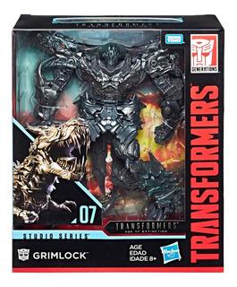 Muñeco Transformers Hasbro E0703 Studio Series Deluxe