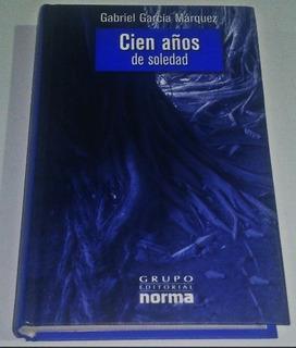 100 Años De Soledad Editorial Norma Gabriel Garcia Marquez