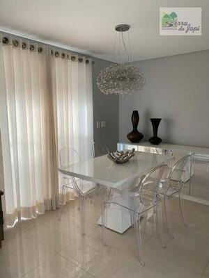 Casa Com 3 Dormitórios À Venda, 130 M² Por R$ 730.000 - Engordadouro - Jundiaí/sp - Ca1891