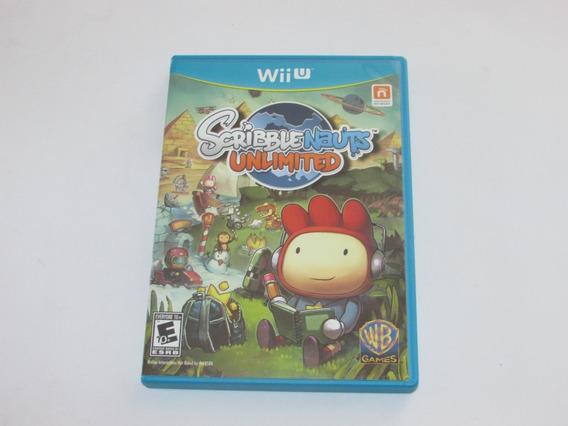Scribblenauts Unlimited Original Nintendo Wii U