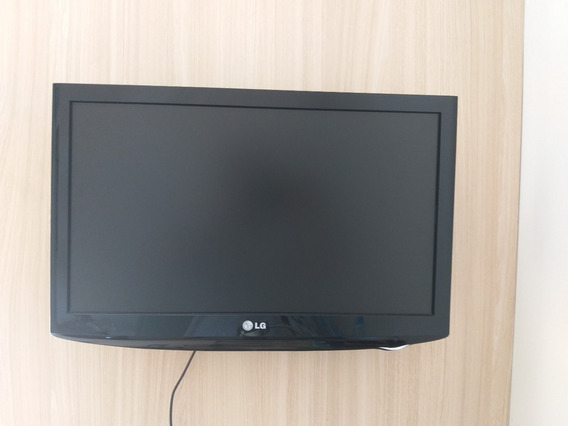 Tv LG 21 Polegadas Lcd Semi Nova