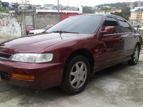 Honda Accord Modelo Ex Ano 97- 2.2 16 Valvu. 04 Portas Vinho