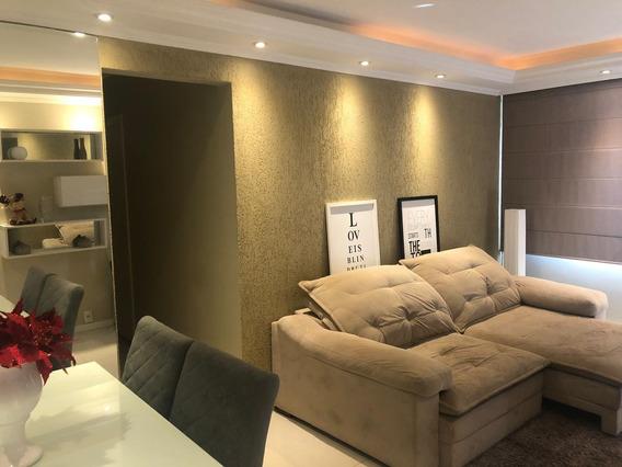 Excelente Apartamento Com Mobília Na Taquara,ci1766