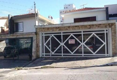 Sobrado Com 3 Dormitórios À Venda, 240 M² Por R$ 1.200.000,00 - Parque Da Mooca - São Paulo/sp - So1252