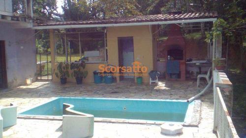 Chácara Com 2 Dorms, Itaquaciara, Itapecerica Da Serra - R$ 299 Mil, Cod: 2858 - V2858