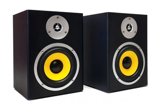 Monitores De Estudio Apogee Studio 4 Activo 15w Rms