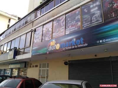 Abm 18-8317 Negocios En Alquiler La Urbina